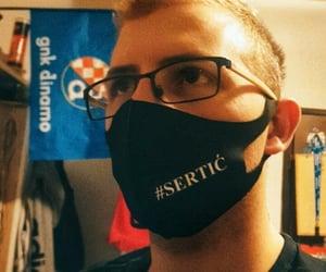 face mask, hashtag, and covid image
