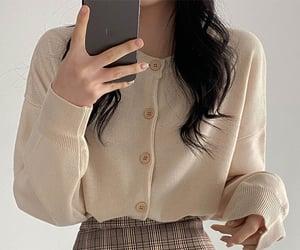 asian fashion, kfashion, and moda image