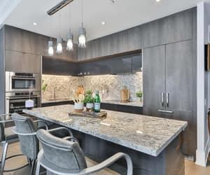 baths, living rooms, and kitchen island image