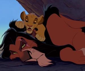 disney, lion king, and scar image