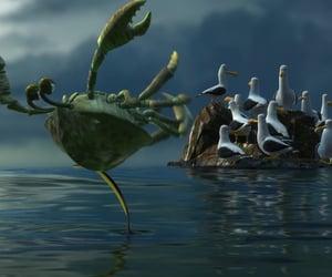 disney, finding nemo, and pixar image