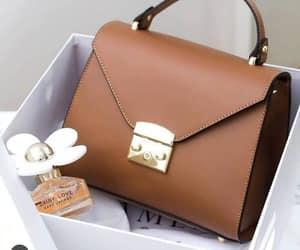 handbag, purse, and neutral purse image