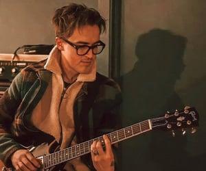 guitar, tom fletcher, and galaxy defender image