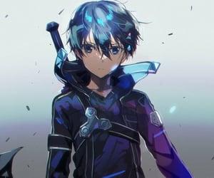 anime, anime boy, and bishounen image