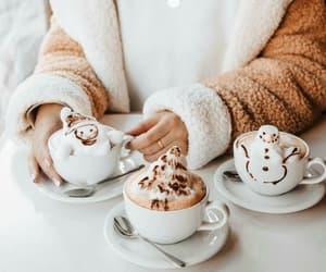 coffee, coffee cup, and coffee cups image