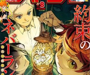 emma, manga, and ray image