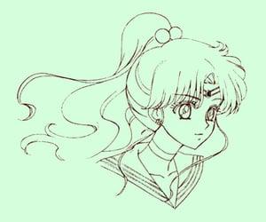 aesthetic, jupiter, and manga image