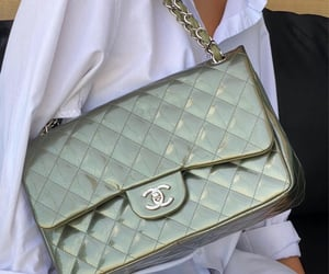 bag, chanel, and brands image