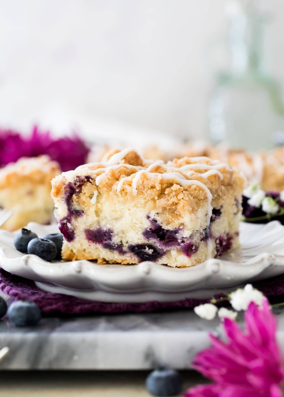 article, blueberry, and breakfast image