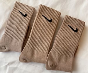 nike, aesthetic, and brown image