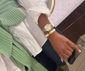 hermes and rolex image