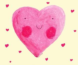 dibujo, divertido, and heart image