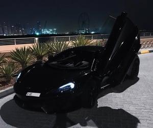 car, night, and Dubai image