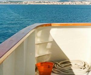 analog, boat, and cruise image