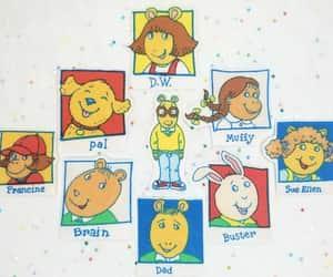 arthur, childhood, and memories image