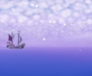 thousand sunny, anime, and one piece image