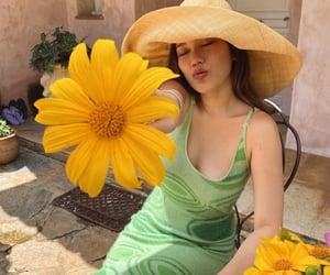 dress, photography, and sun image