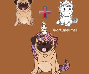 dibujos, dog, and kawaii image