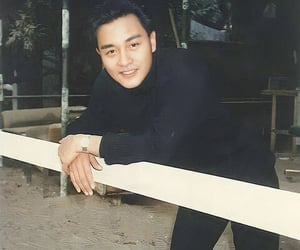 90s, leslie cheung, and retro image