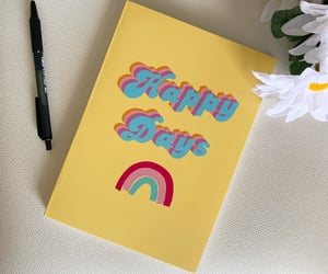 inspirational, stationary, and notepad image