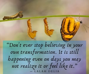 realize, transformation, and happening image
