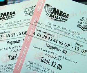 megamillions lottery, megamillions jackpot, and megamillions lotto image