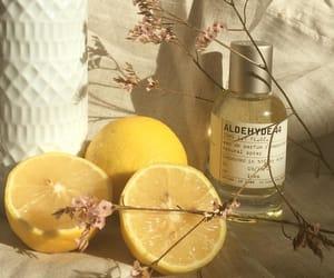 lemon, aesthetic, and yellow image