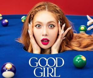 good girl, hyuna, and kim hyuna image