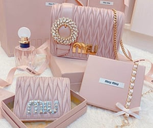 accessories, pale pink, and photography image