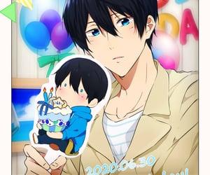 handsome, haruka nanase, and anime image