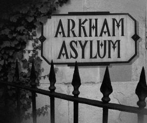 aesthetic, asylum, and black and white image