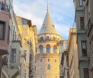 alternative, building, and galata image
