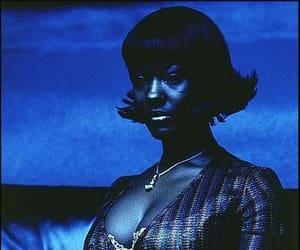90's, blackgirl, and baddie image