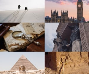 rick riordan, the red pyramid, and the kane chronicles image
