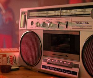 aesthetic, vintage, and 80s image