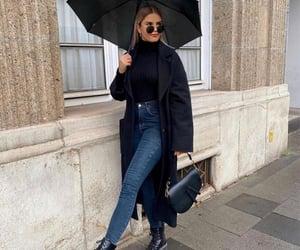 blogger, classy, and denim image