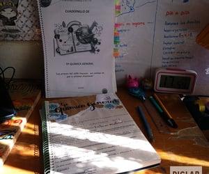 Estudio, letra, and uni image