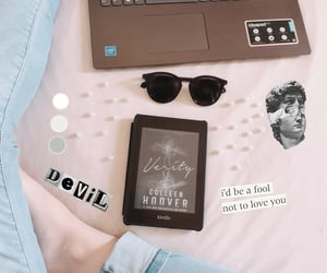 books, livros, and colleen hoover image