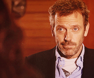 gregory house, house, and hugh laurie image