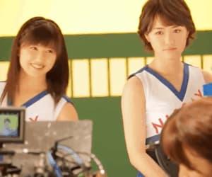 gif, モー娘, and japanese idol image