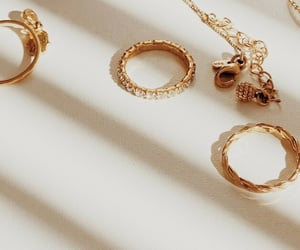 aesthetic, minimalist, and rings image