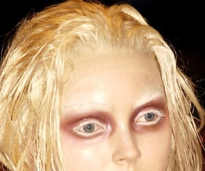 alternative, dark, and eyeshadow image