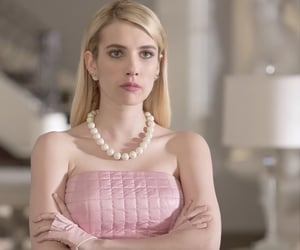 chanel oberlin and emma roberts image