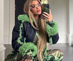 bodysuit, kylie jenner style, and kylie jenner icons image
