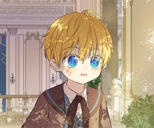 anime boy, claude, and manga image