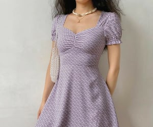 clothes, fashion, and lila image