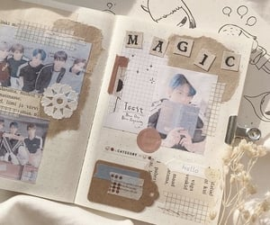 art, scrapbook, and cute stationary image