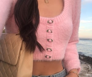 fashion inspiration, pink aesthetic, and style inspiration image