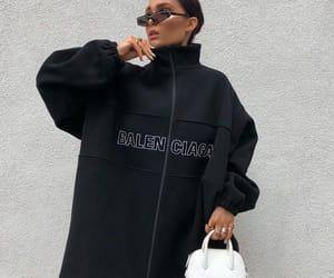 fashion and Balenciaga image