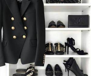 fashion, Balmain, and chanel image